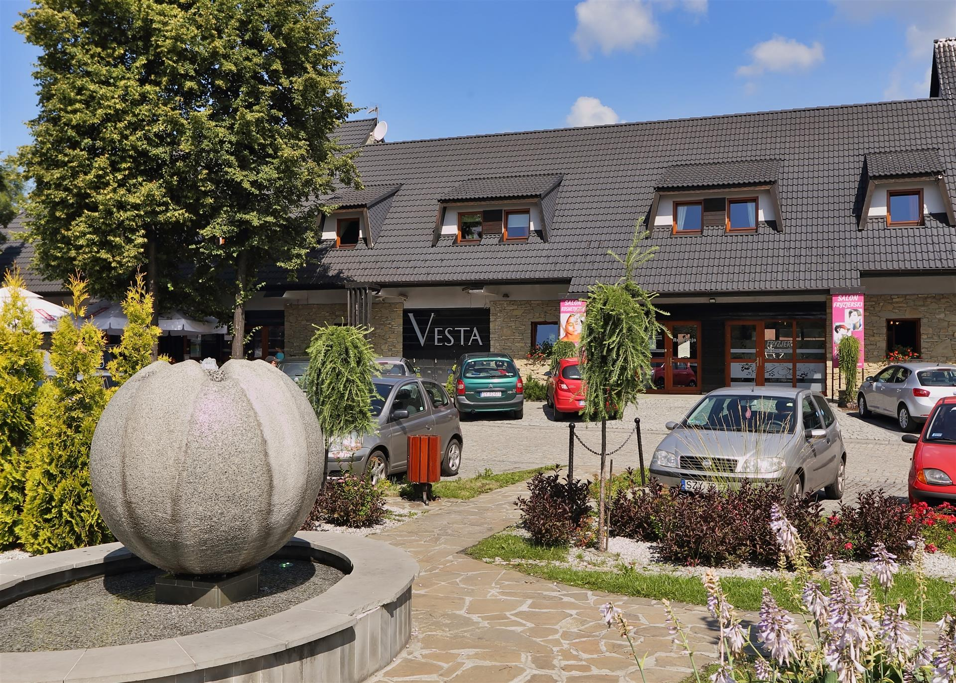 Vesta Hotel Conference And Recreation Center Silesia