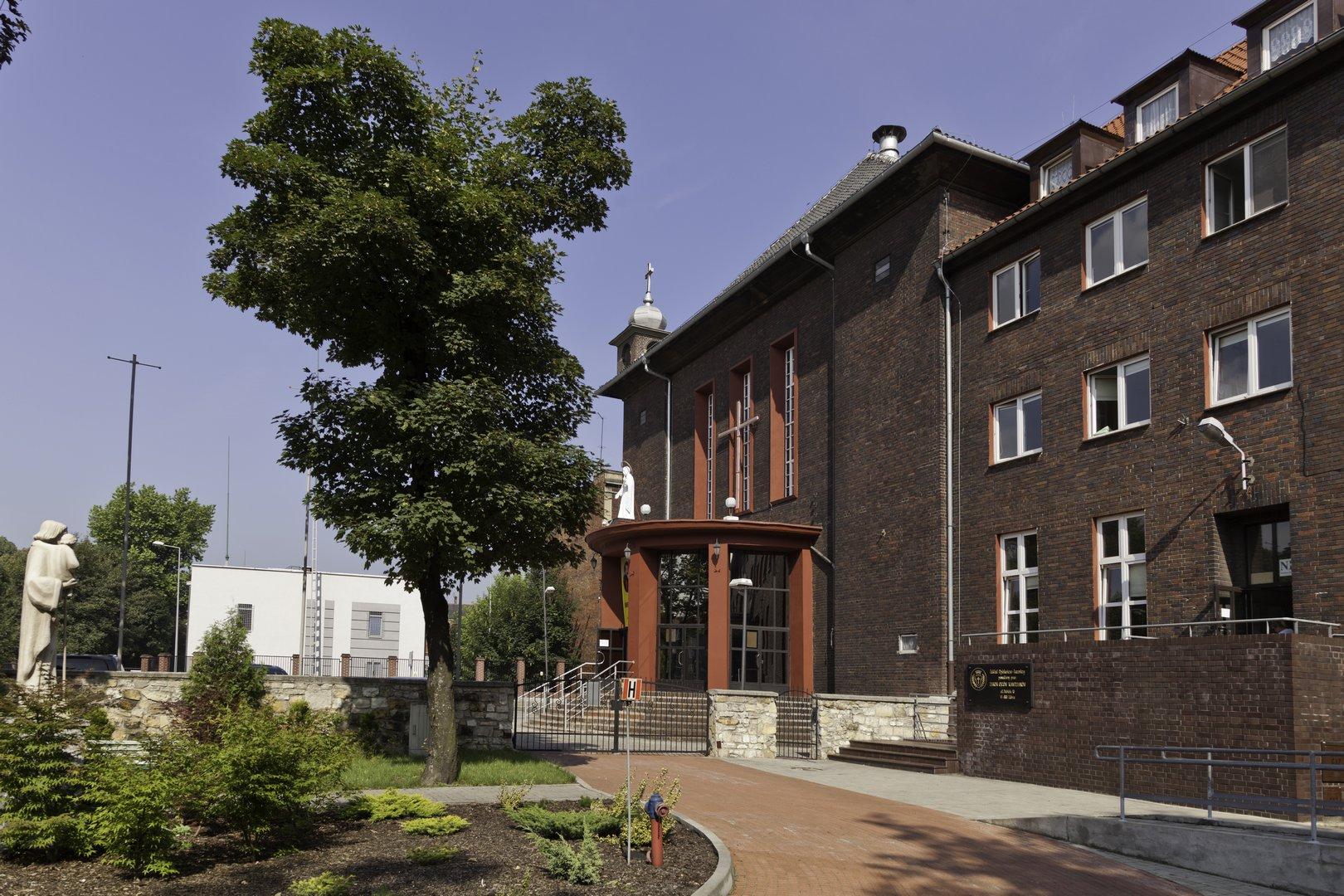 Kościół św  Kamila w Zabrzu - Haupt-Service