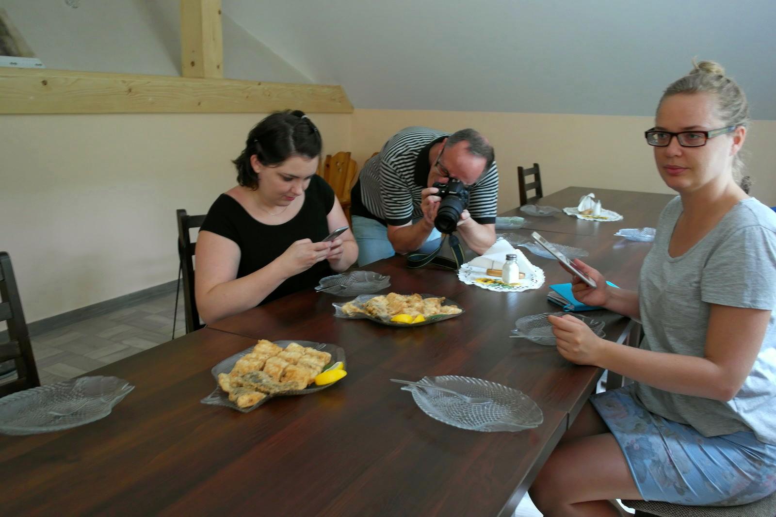 Blogerzy Kulinarni Na Szlaku śląskie Informacja Turystycz
